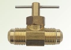 Flare Brass Needle Valve
