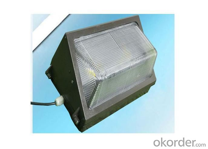 UL Listed 50w Outdoor Led Wall Pack Light With IP65