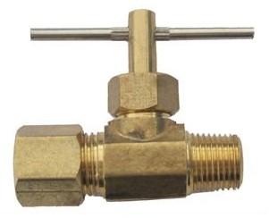 Brass Needle Valve