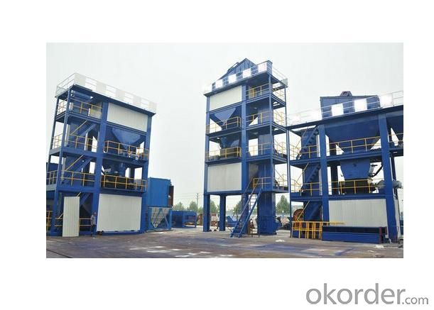 Asphalt Mixing Plant SAP120 120 TPH