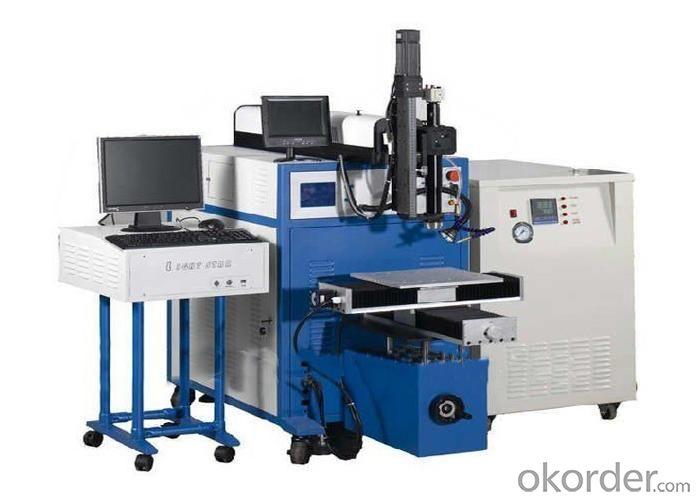Automatic Laser Welder