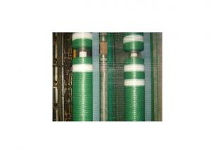 Plastic Baler Net Wrap Green/White