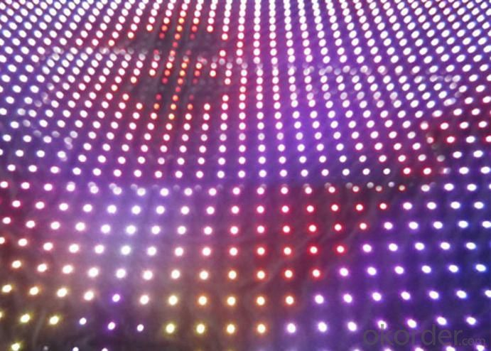 Indoor Led Sign Curtain