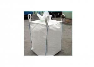 White Ton Bag Packing Stone or Rice