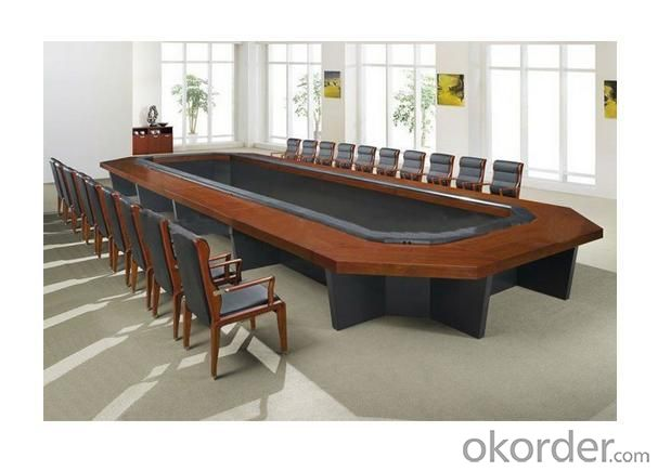 Veneer Conference Table for 20-38 Persons