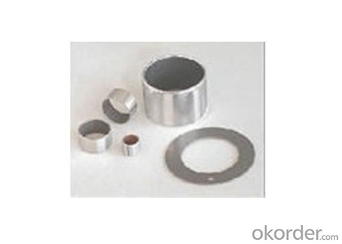 Stainless Steel Plate Self-Lubricating Bearing HPB-102/HPB-102W