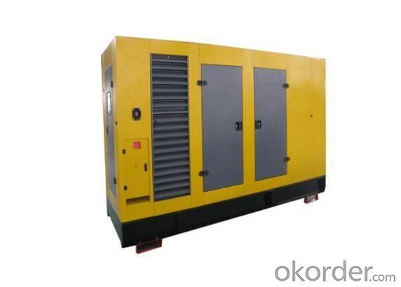 Cummins Silent Diesel Generator Set