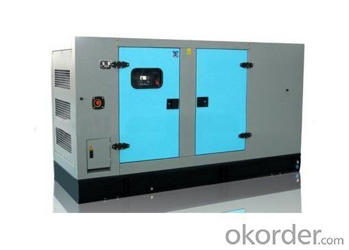 Silent Cummins Diesel Generator Set 200KVA