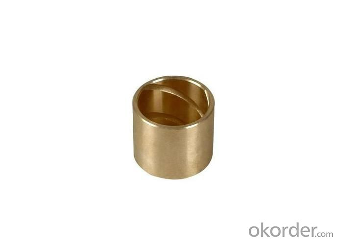 Oil Groove Bronze Bushing