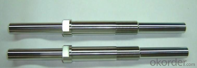 Alloy Steel Partial Threaded Straight Valve Rod