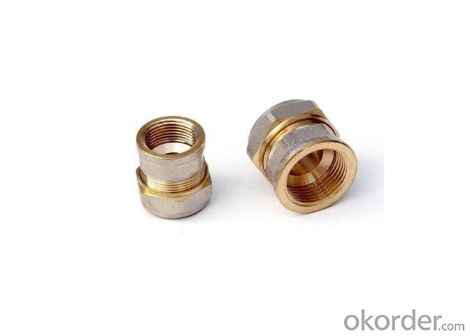 Coupler-Brass Fitting