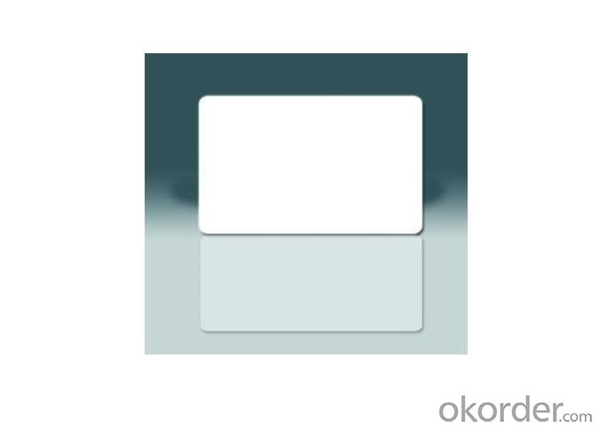 Inkjet Printable Blank PVC Card with Lamination