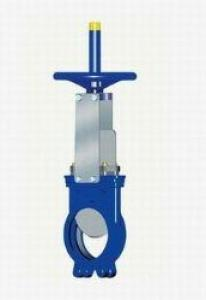 Knife Gate Valve with Flow Direction