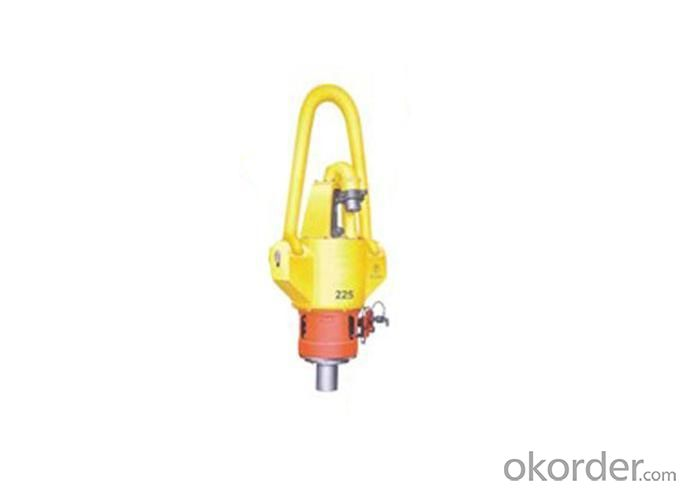 XSL Swivel with  Pneumatic Spinner