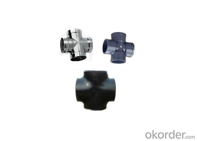 Pipe Fitting Carbon Steel Cross