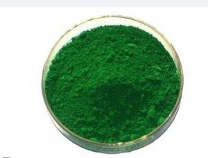 Inorganic Green Pigments Chrome Oxide Green Refractory Grade