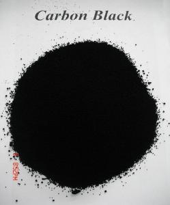 Carbon Black # 7  On Engineering Plastic