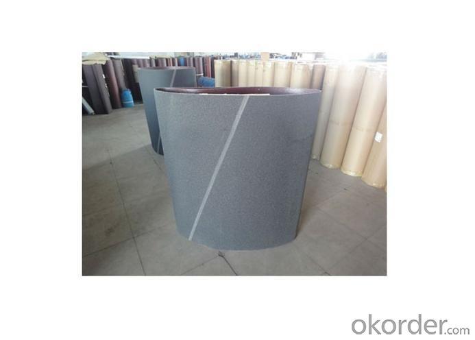 Waterproof Abrasive Belt BYC851