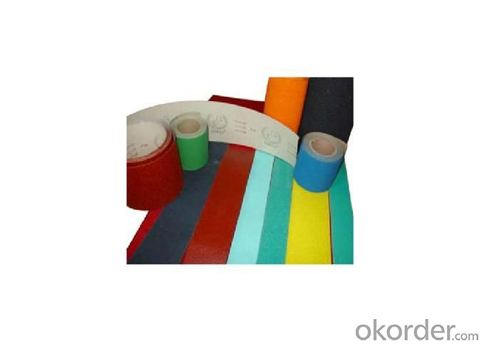 Abrasive Paper Sheets and Rolls