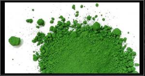 Inorganic Green Pigments Chrome Oxide Green Metal Grade