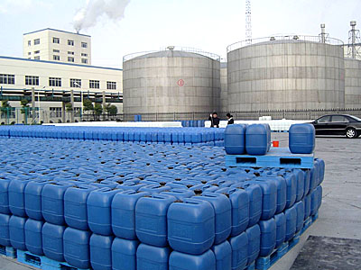 Phosphoric Acid Food Grade(Cas No.:7664-38-2)