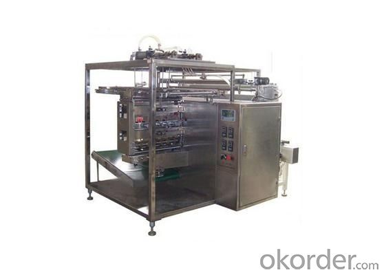 Tomato Paste Packing Machine