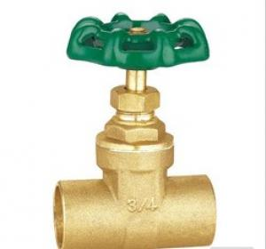 Gas Gate Valve with Indicator