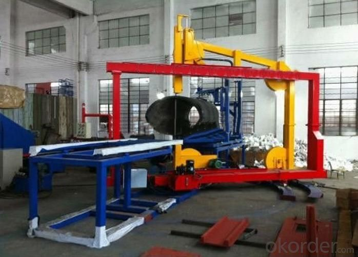 Plastic Pipe Cutting Machine 1200mm