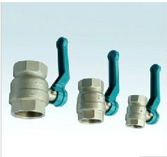 Gear Operated Stainless Steel Ball Valve