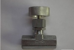 China Mini Needle Valve/Small Needle Valve / API Gas Needle Valve