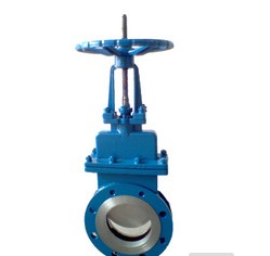 BS NRS Metal Seated Cast Iron Gate Valve