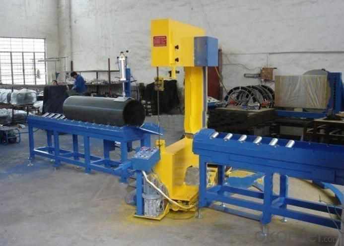 Multi-angle Fitting Cutting Machine