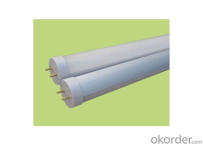 16W Soft Emitting Milky LED T8 Tubes