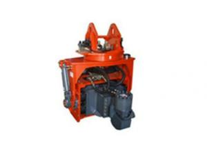 Pile Driver (DPD Tilting Clamp Type Series)