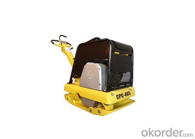 450kg Diesel Reversible Plate Compactor with Yanmar Engine