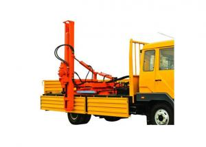 Hydraulic Truck Mounted Pile Driver