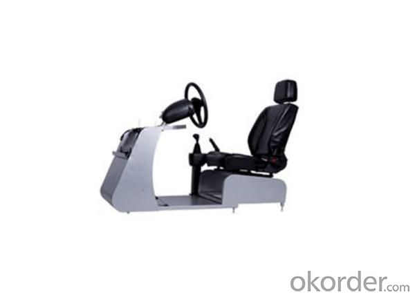 Driving Game Machine for Learn to Drive Simulator