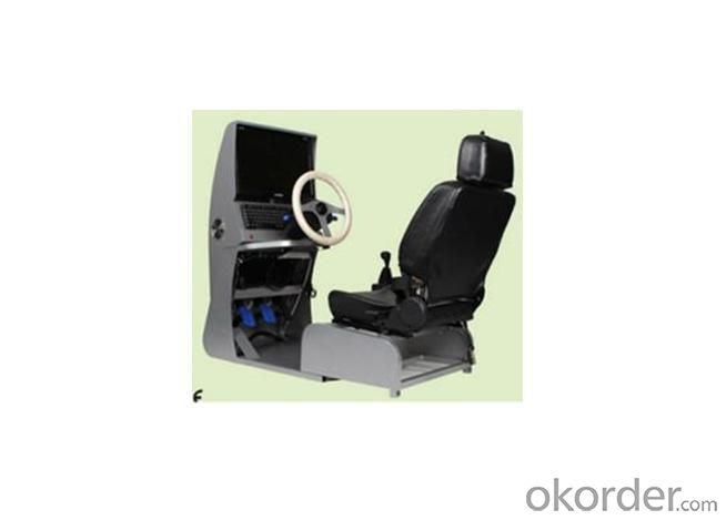 Big Auto Driving Machine with Game Function and Training Drive
