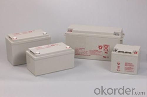 VRLA Battery Products with High Quality