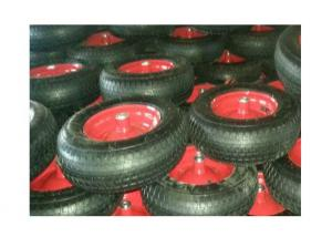 Pnuematic Metal Barrow Wheel
