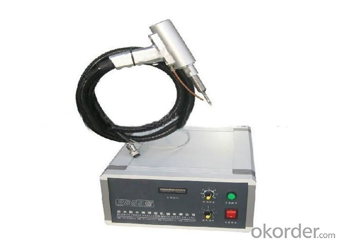 Hand Held Ultrasonic Welding Machine