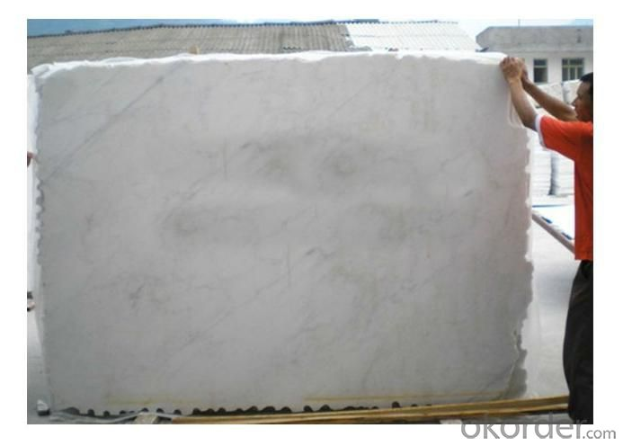 Carrara Marble Slabs with Wholesale Price