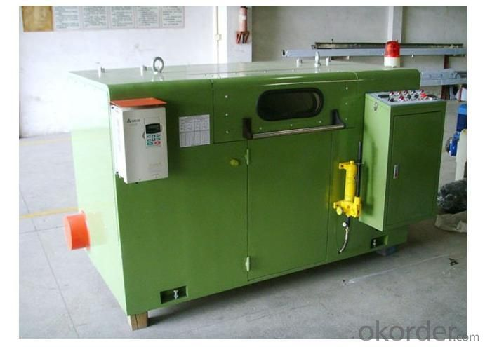 Conductor Wire Twisting Machine for 0.08-0.45mm Input Dia
