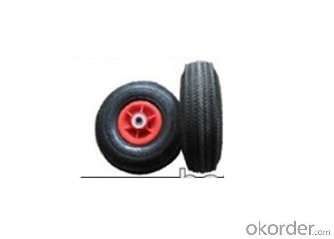 Pneumatic Turkey Rubber Wheel