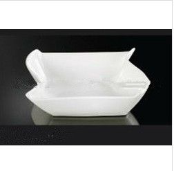 Ceramic White Porcelain Dinnerware Bowl for Hotel Importer
