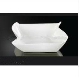Ceramic White Porcelain Dinnerware Bowl for Hotel Importer