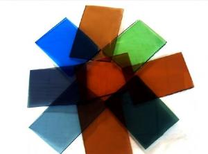 Tinted Float Glass 2-19mm