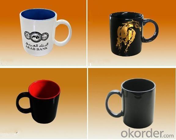 Customized Logo Mug Ceramic Wholesale
