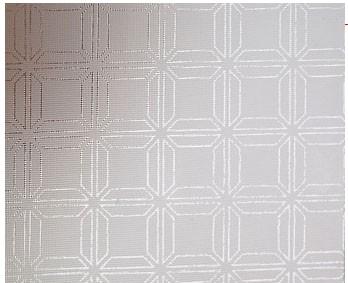Clear Pattern Glass RH-8