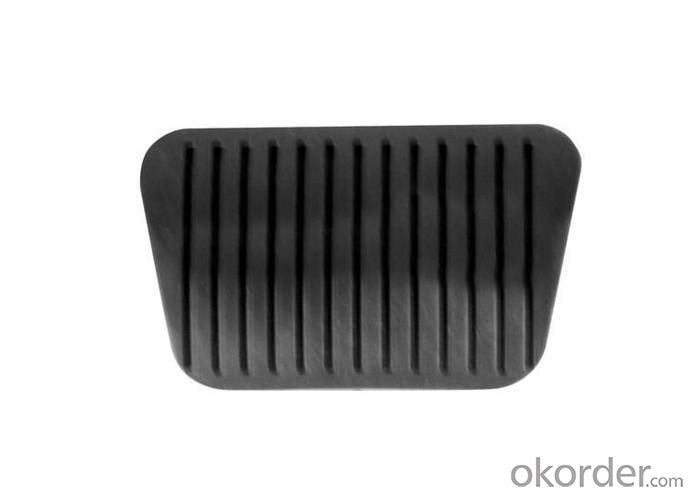Car Brake Rubber Pad